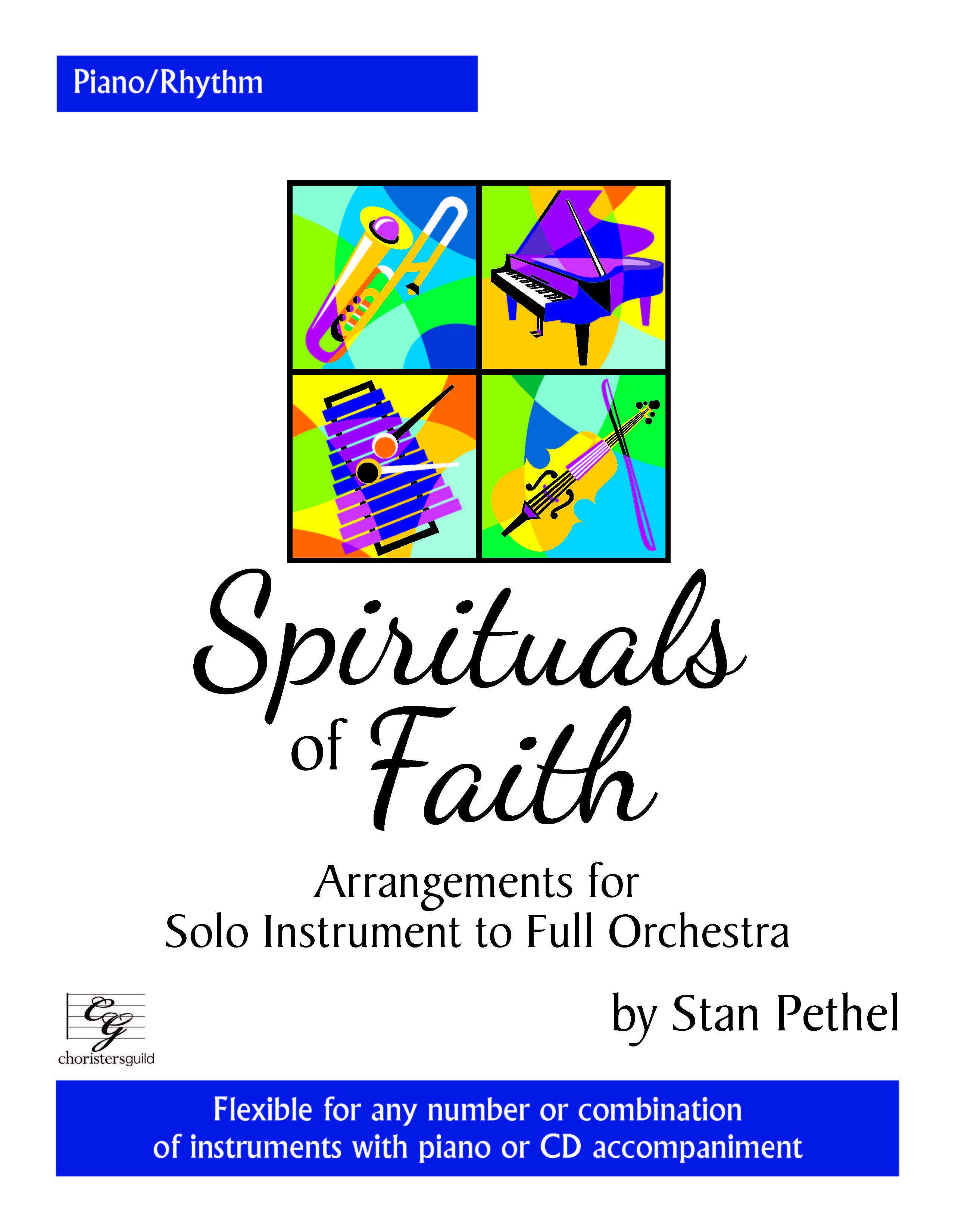 Spirituals of Faith - Piano/Rhythm