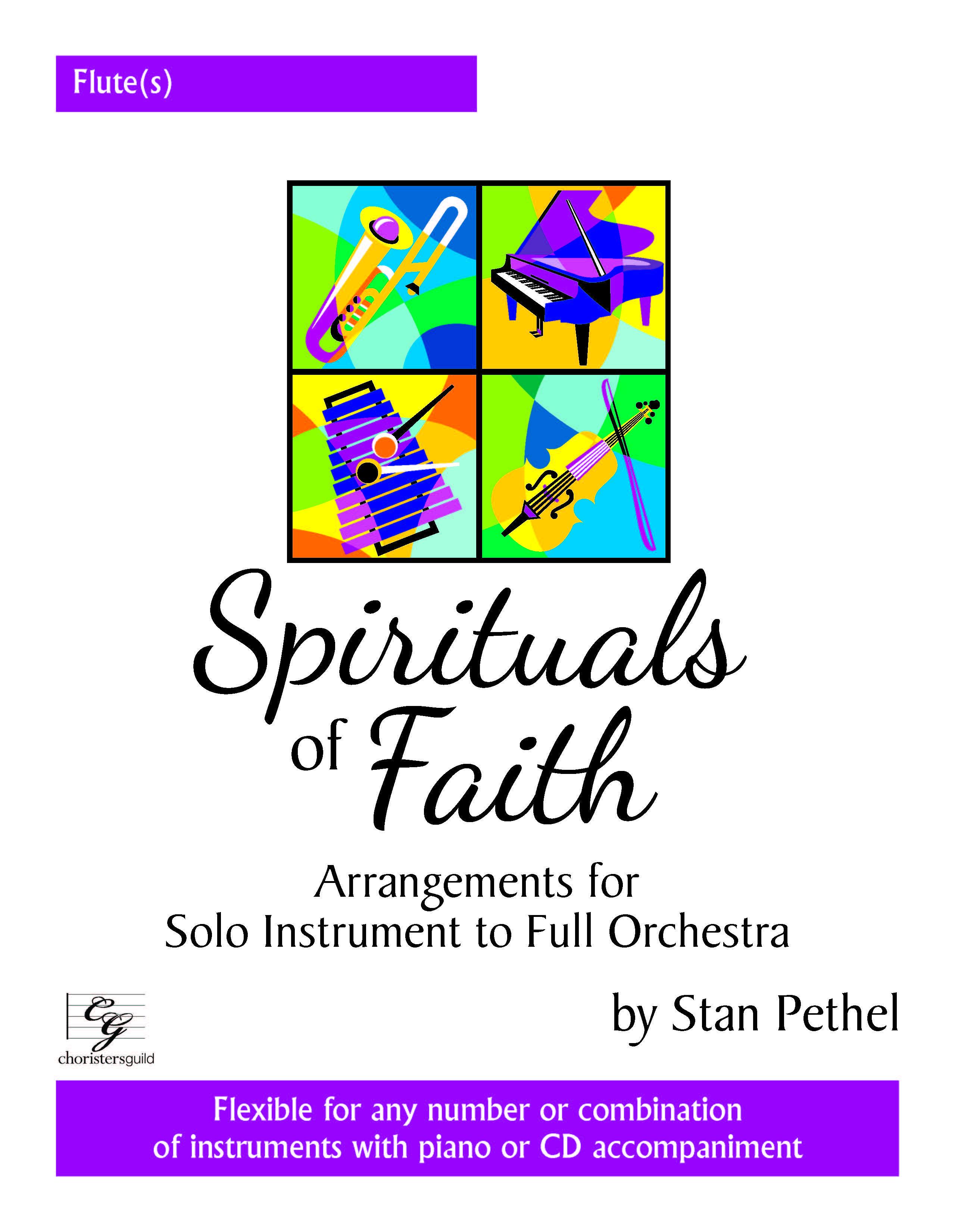 Spirituals of Faith - Flute