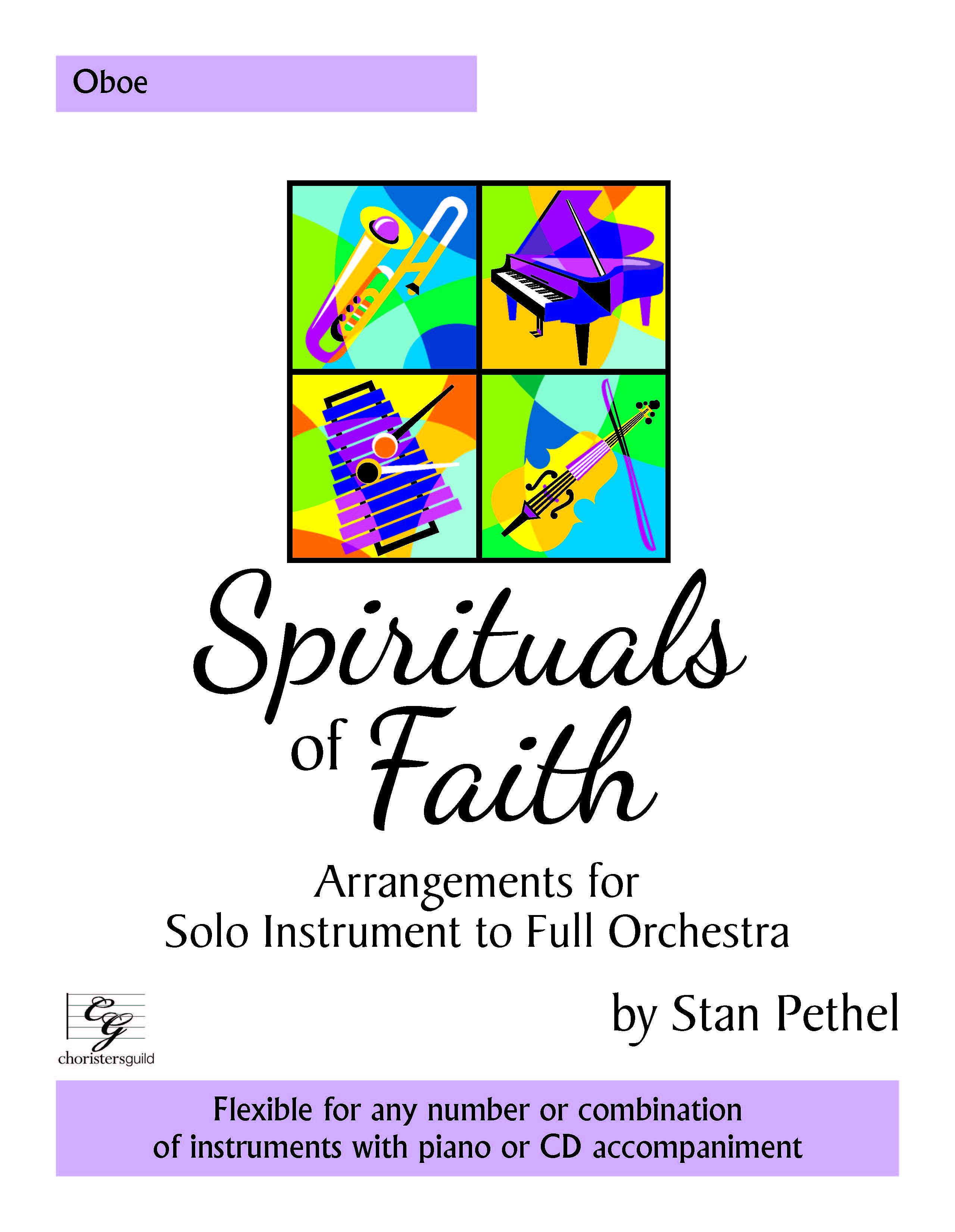 Spirituals of Faith - Oboe