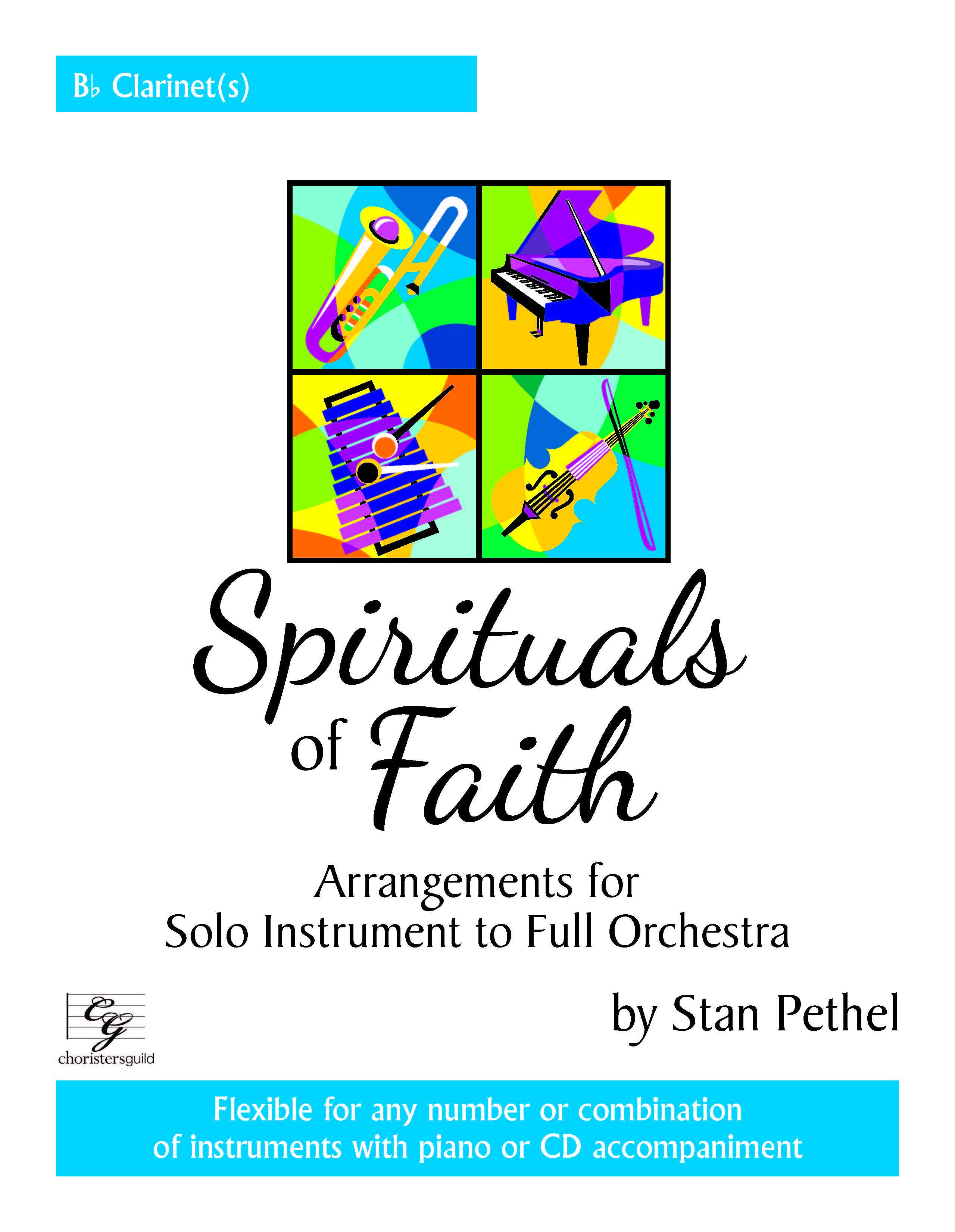 Spirituals of Faith - Bb Clarinet
