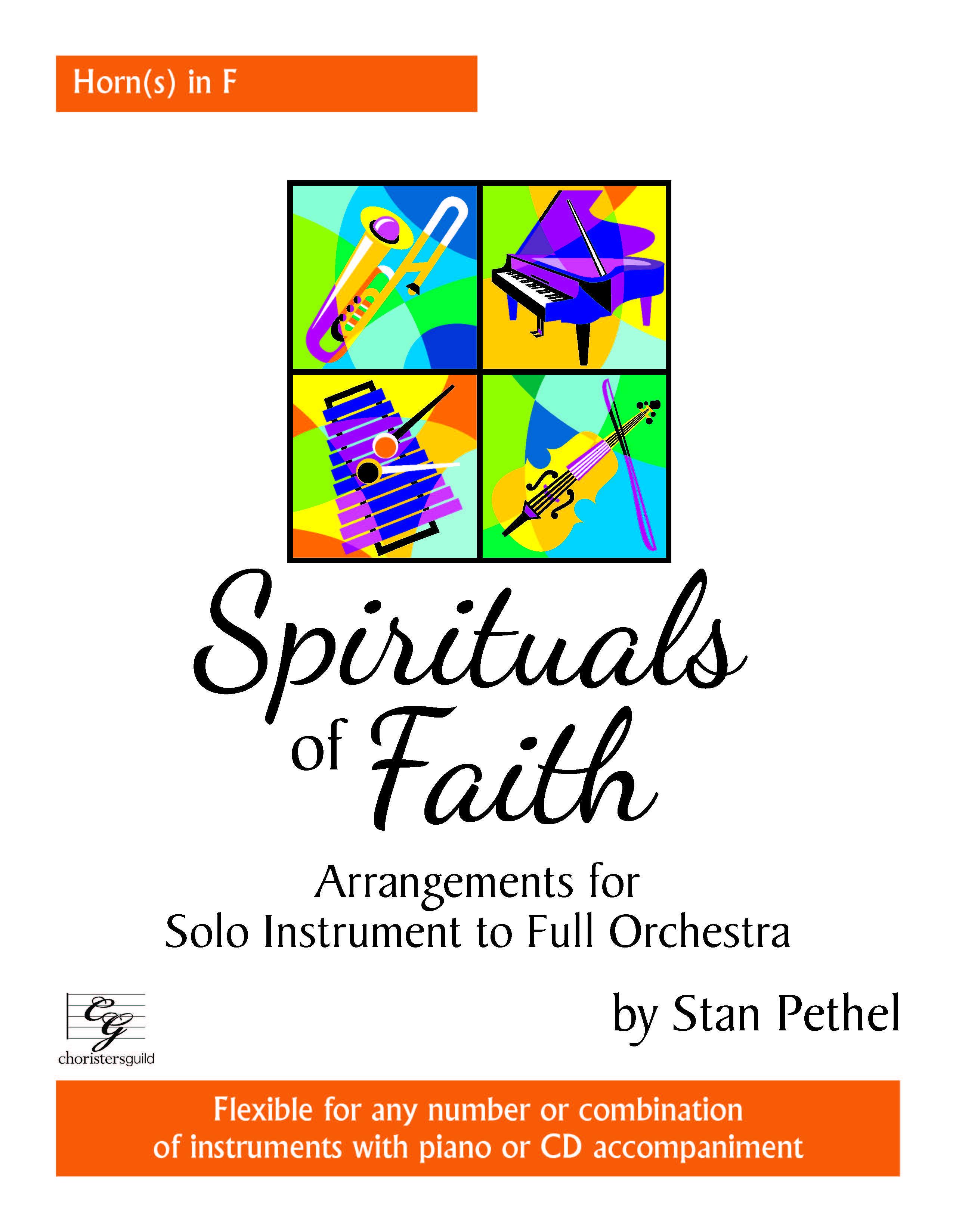 Spirituals of Faith - Horn(s) in F