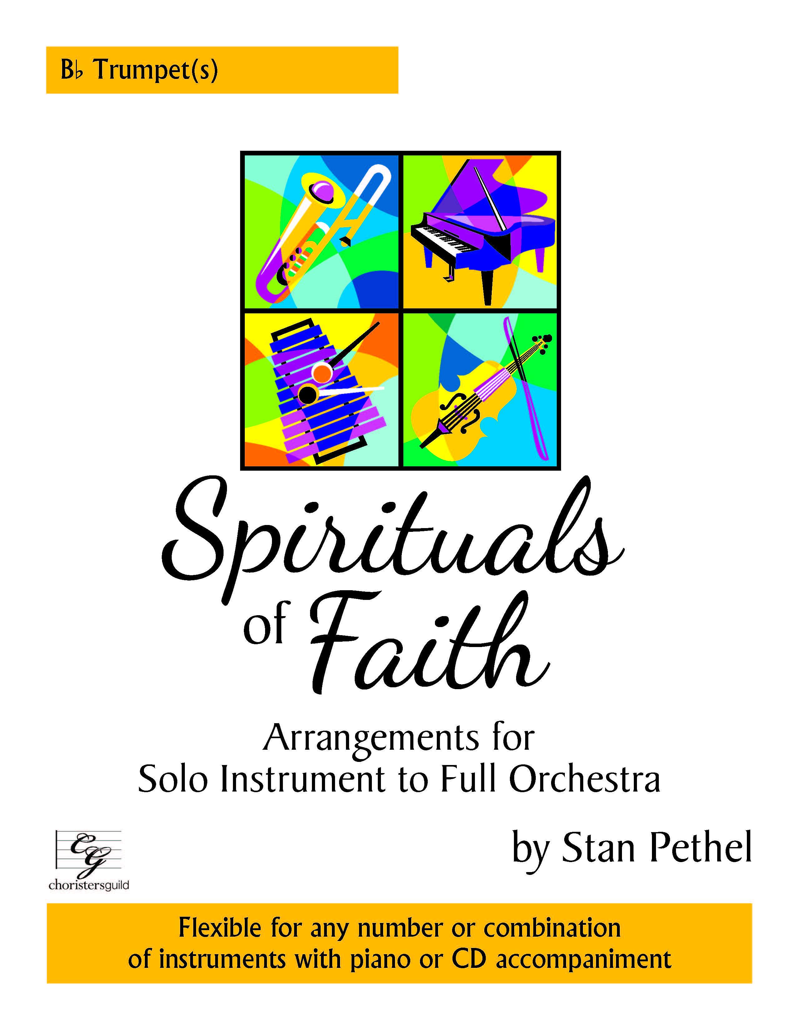 Spirituals of Faith - Bb Trumpet(s)