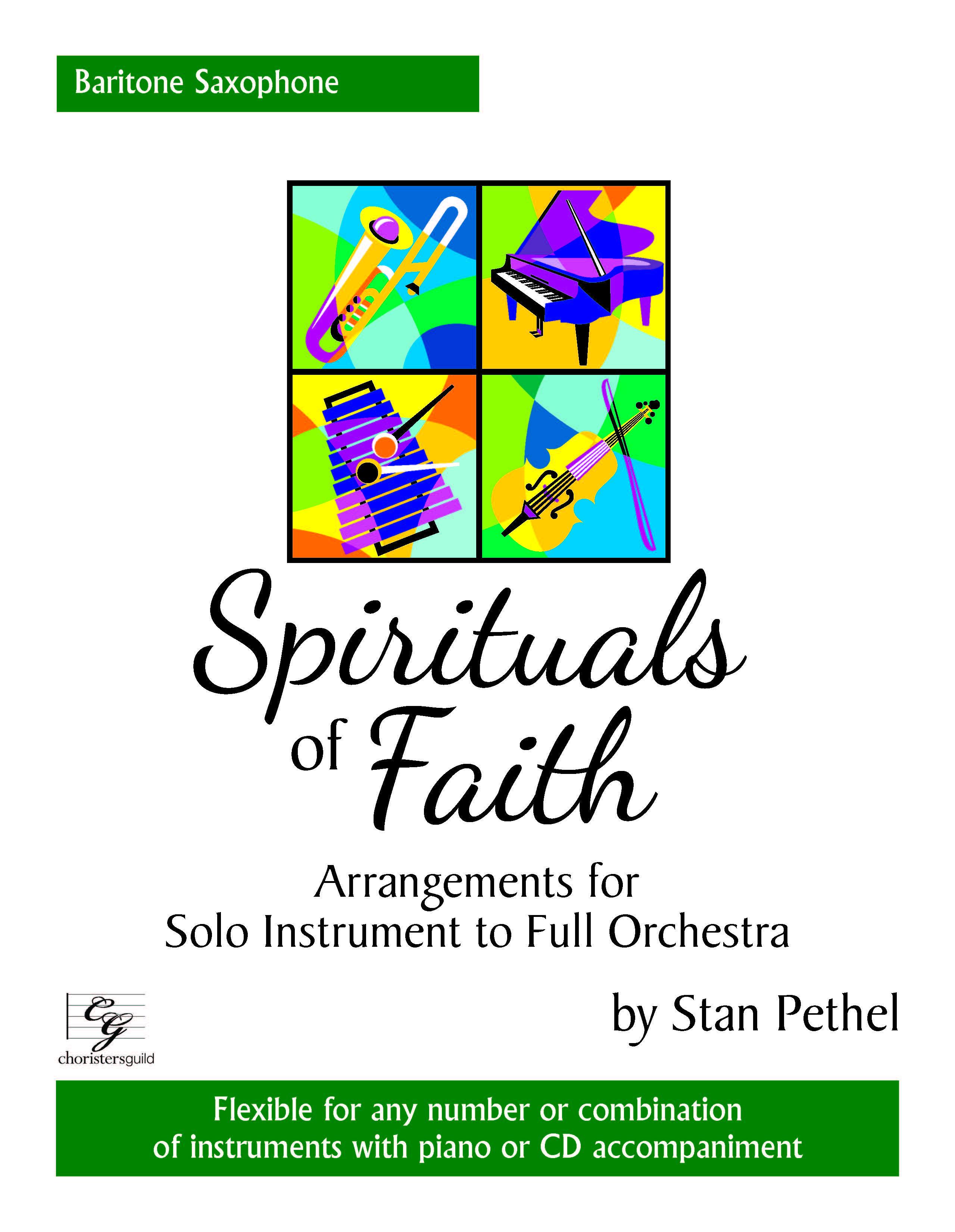 Spirituals of Faith - Baritone Saxophone