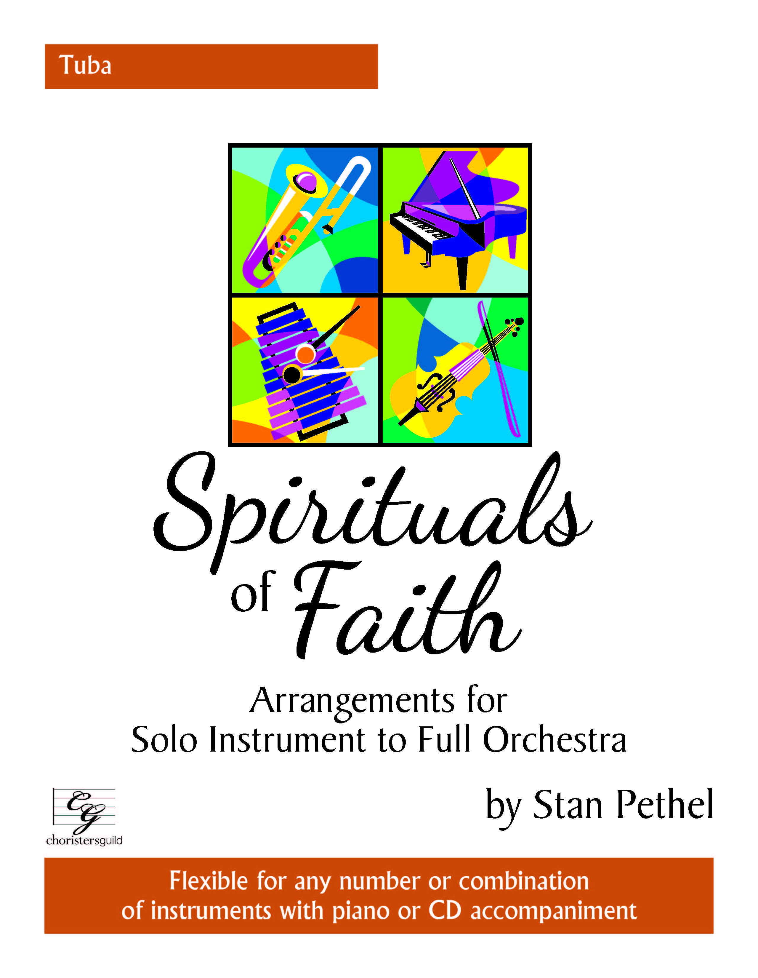 Spirituals of Faith - Tuba