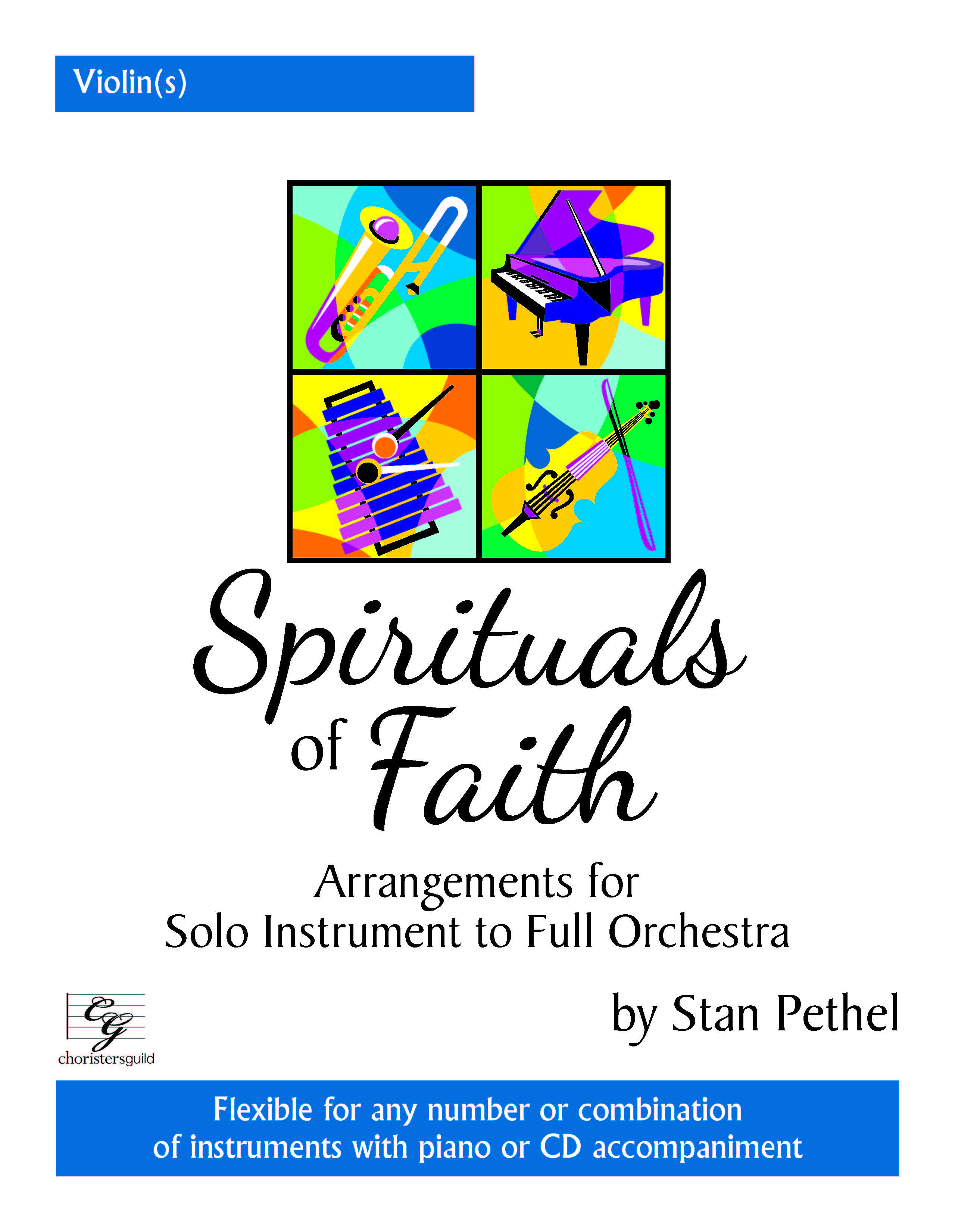 Spirituals of Faith - Violin(s)