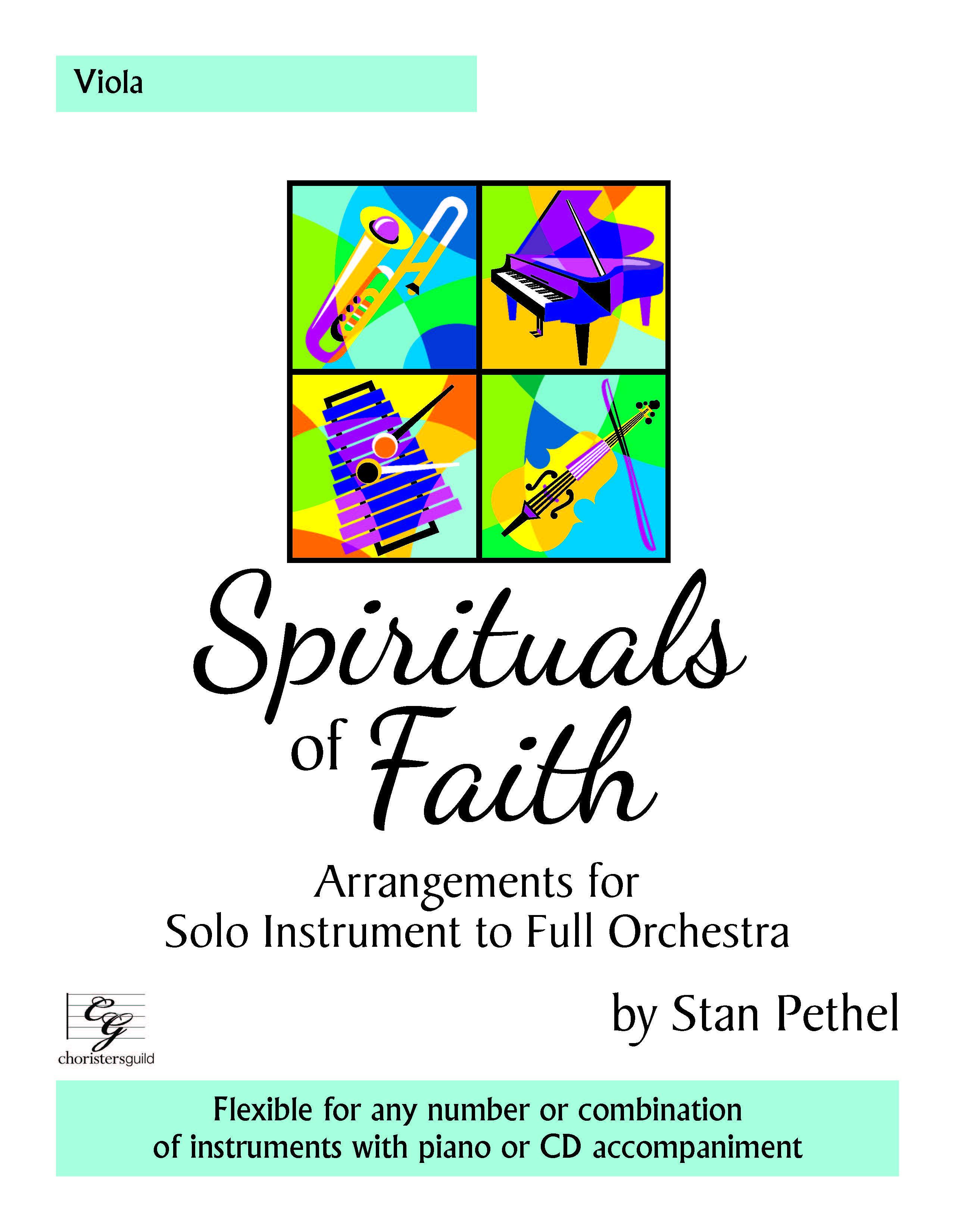 Spirituals of Faith - Viola