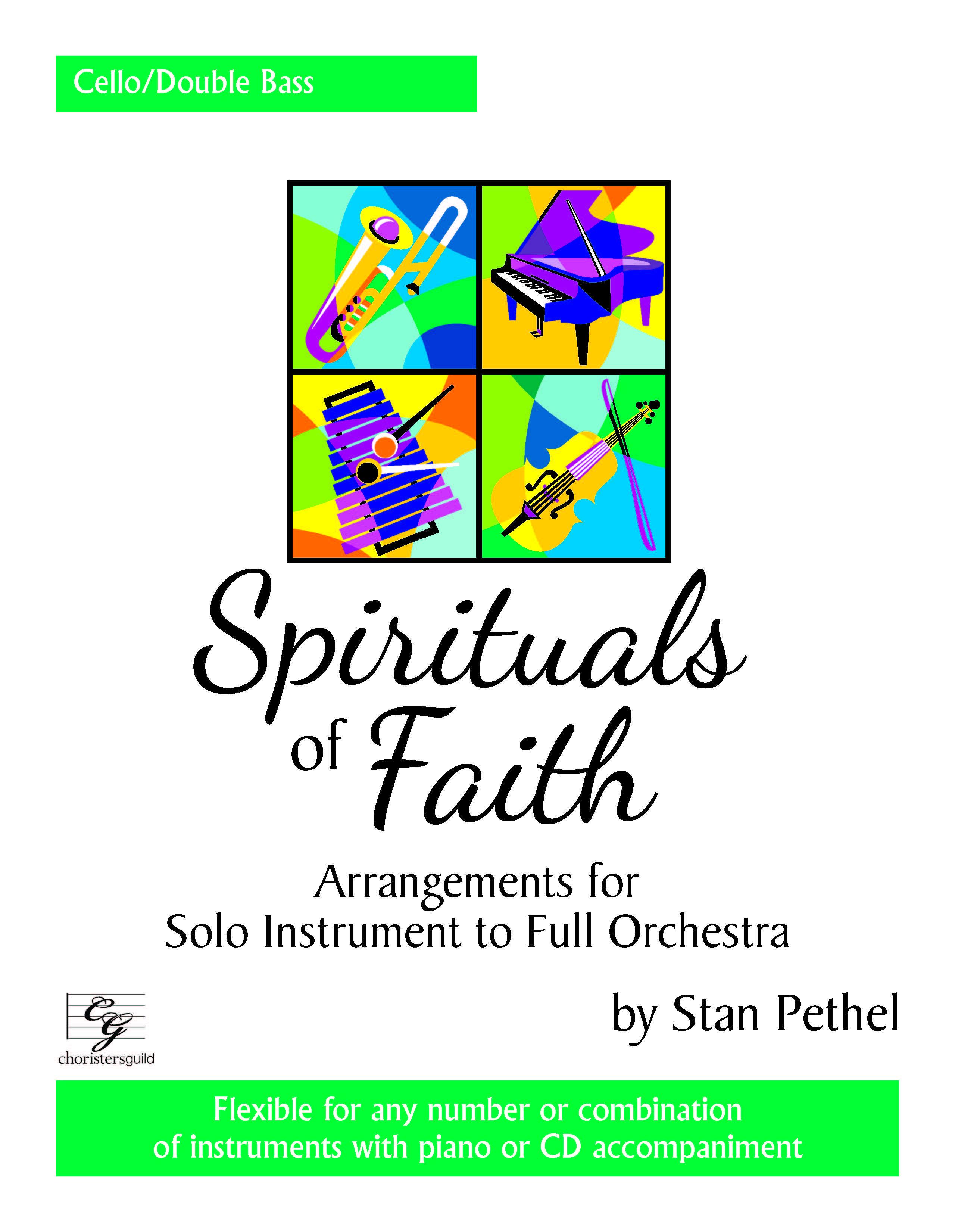 Spirituals of Faith - Cello/Double Bass