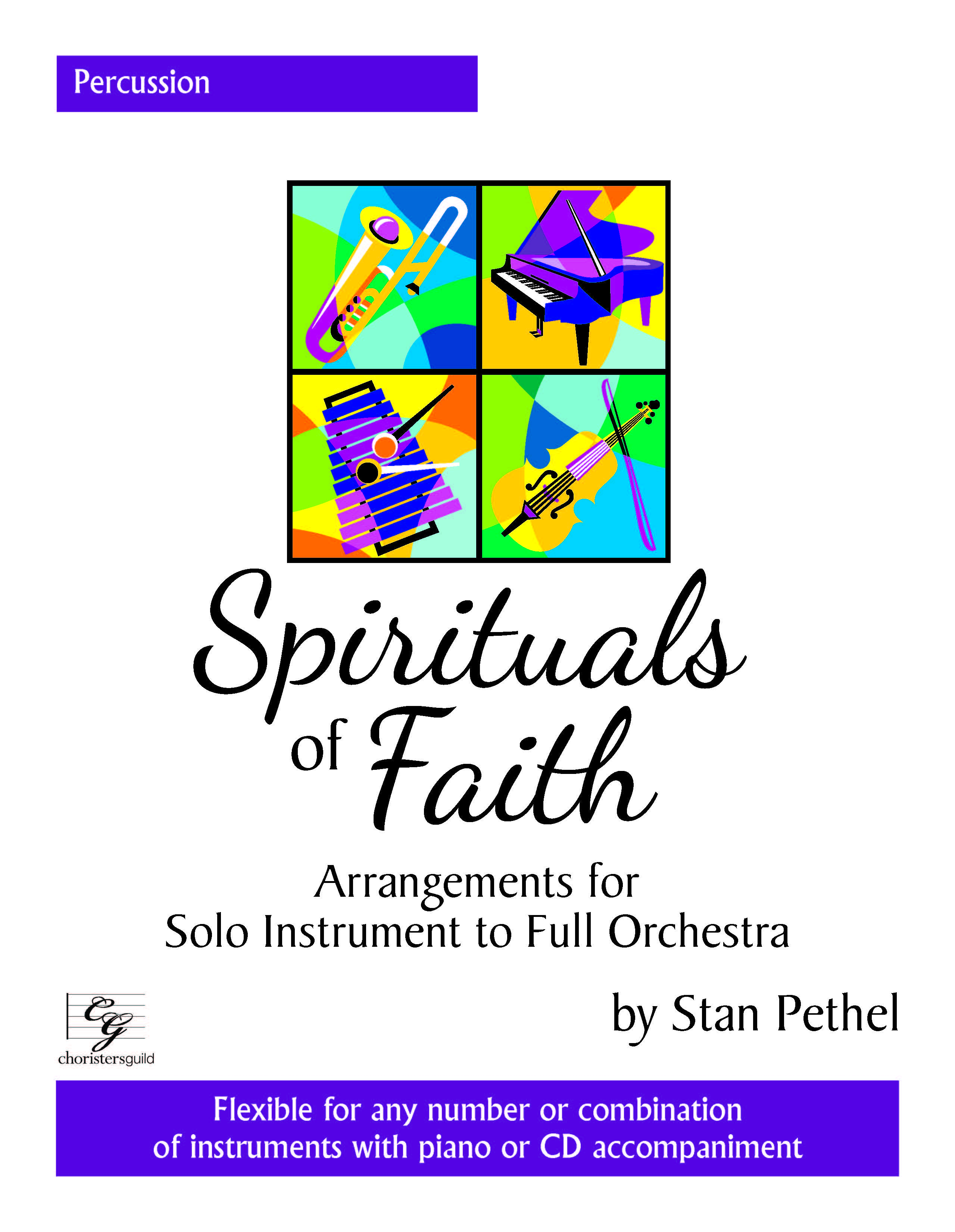 Spirituals of Faith - Percussion