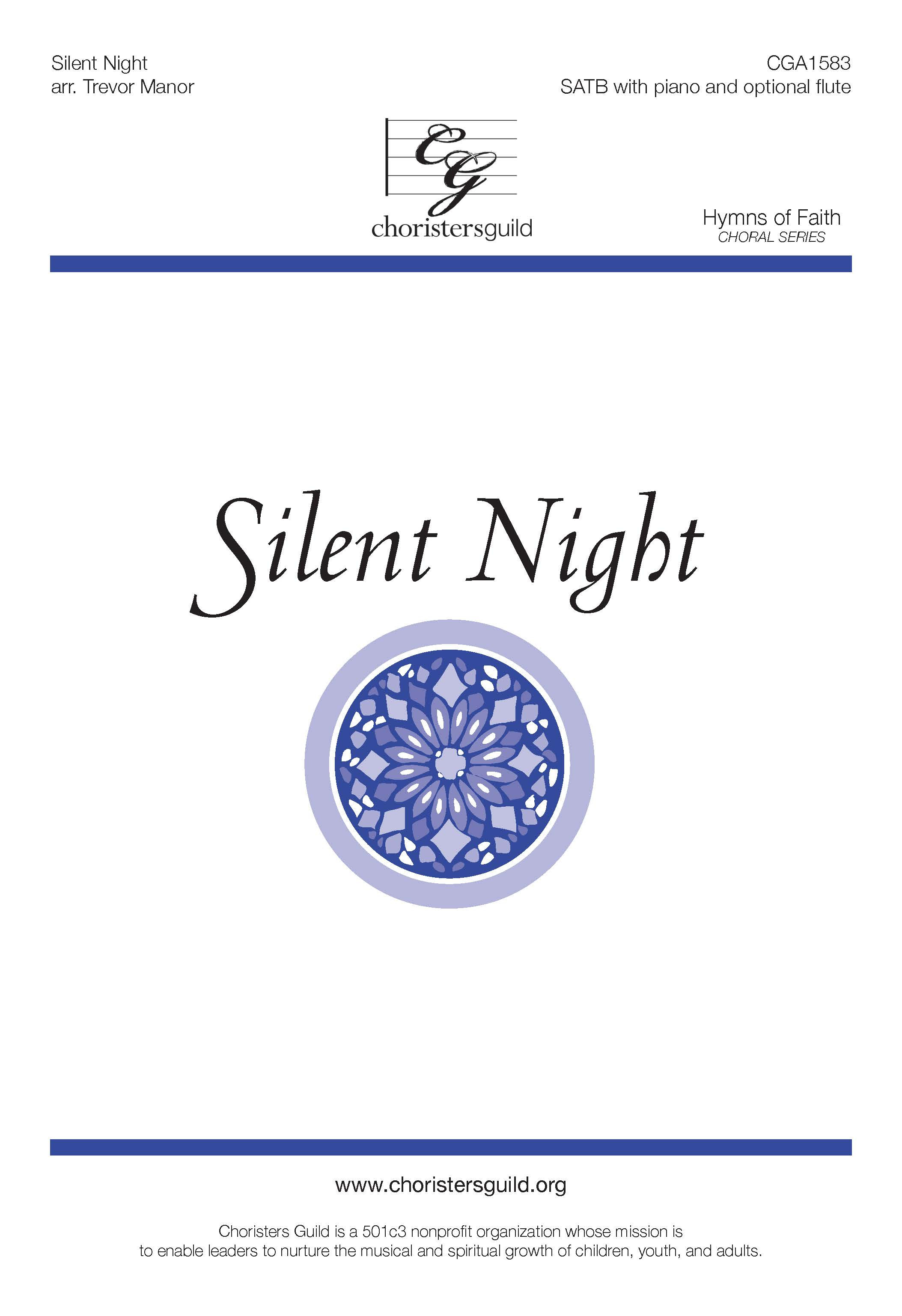 Silent Night (Accompaniment Track)