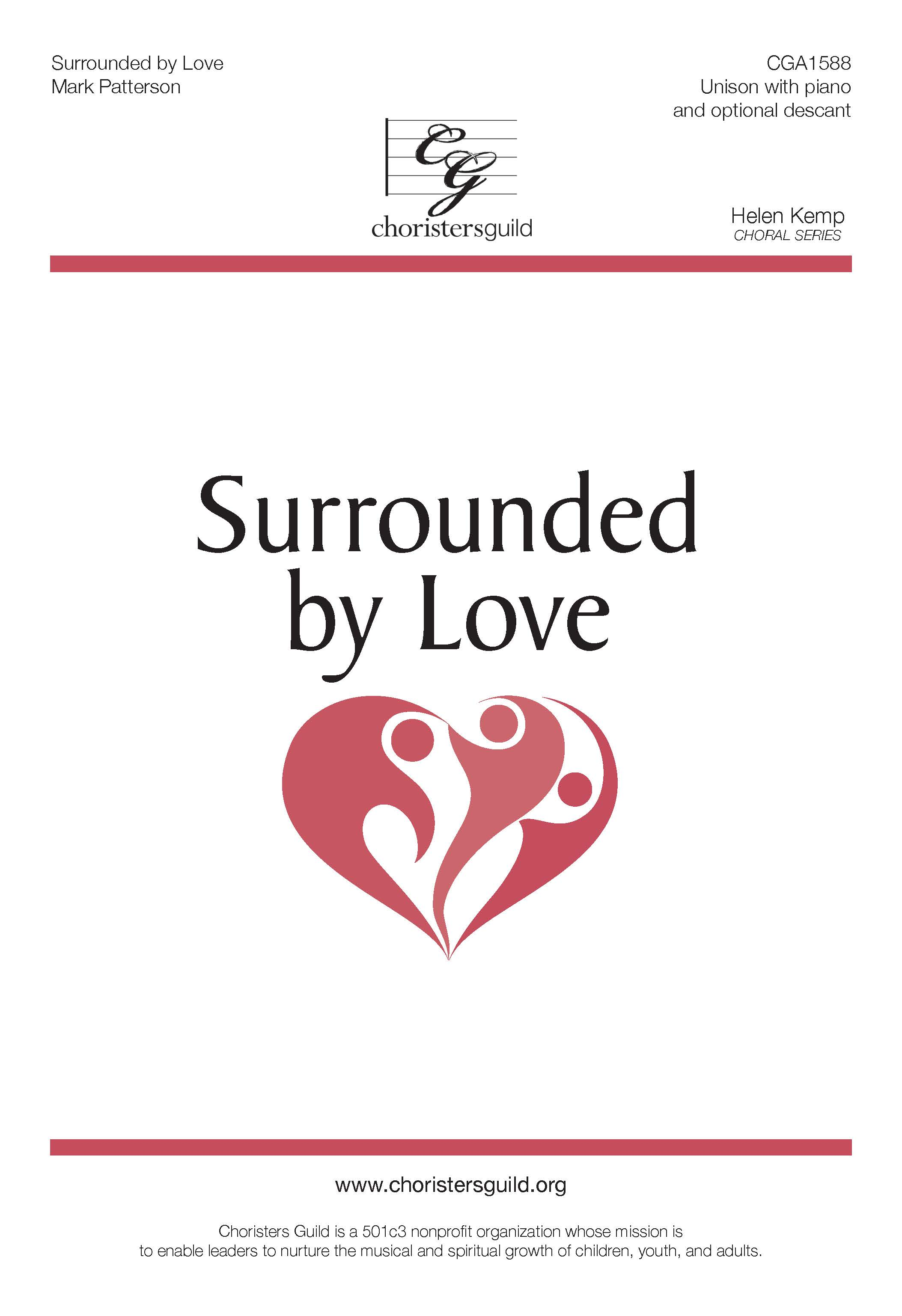 Surrounded By Love (Accompaniment Track)
