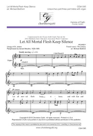 Let All Mortal Flesh Keep Silence Accompaniment Track