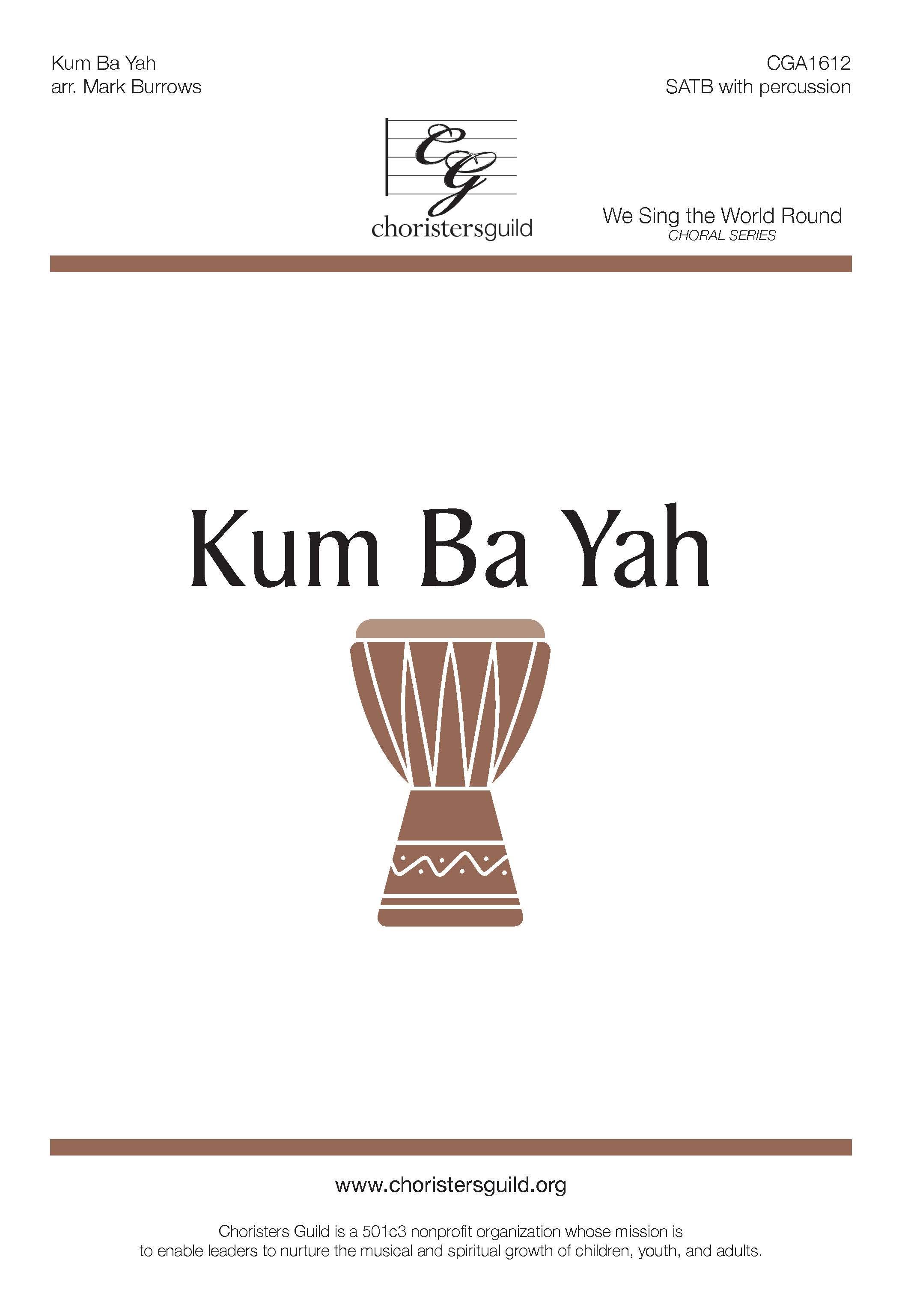 Kum Ba Yah - SATB
