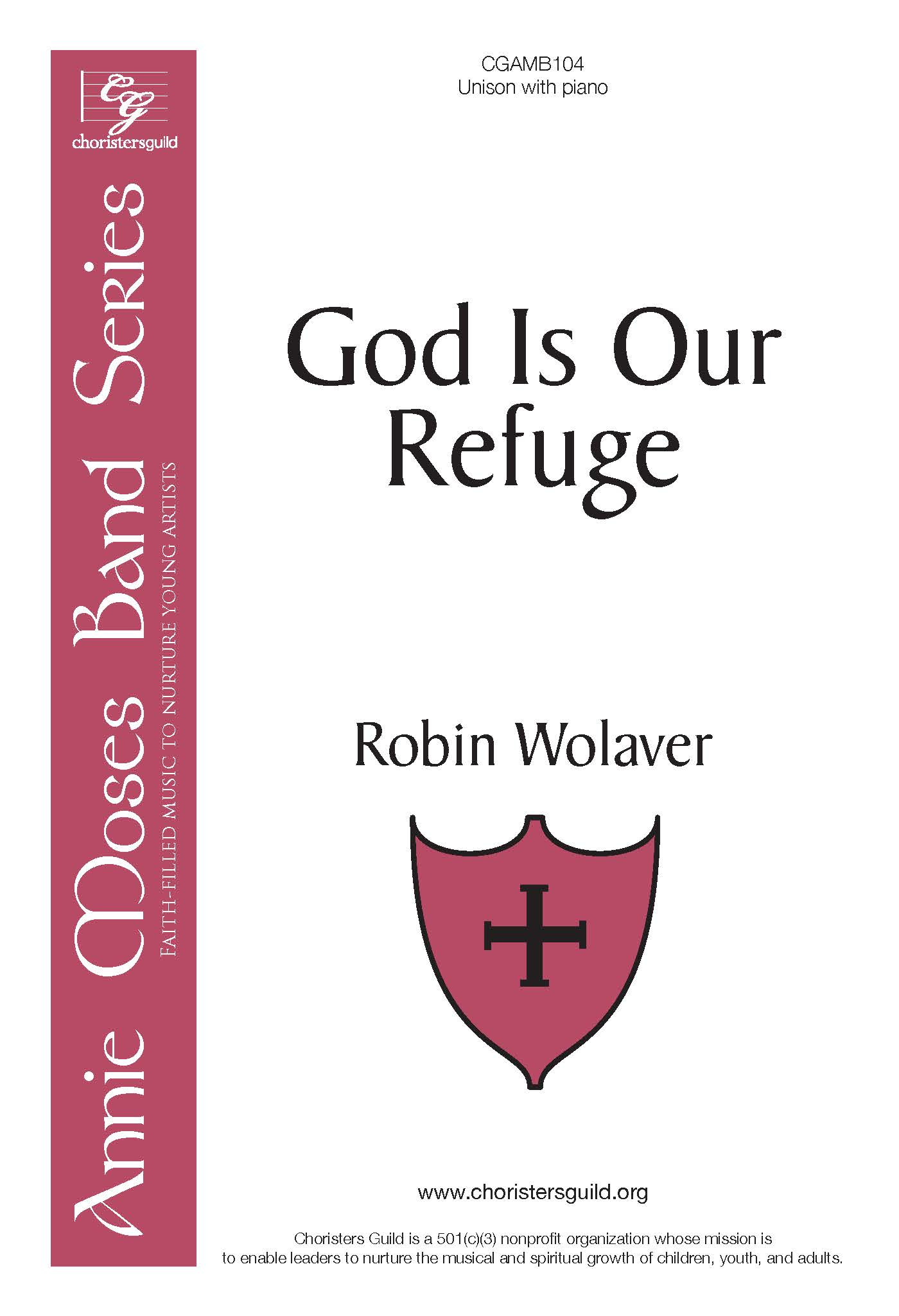 God is Our Refuge - Unison