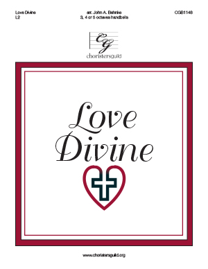 Love Divine - 3-5 octaves