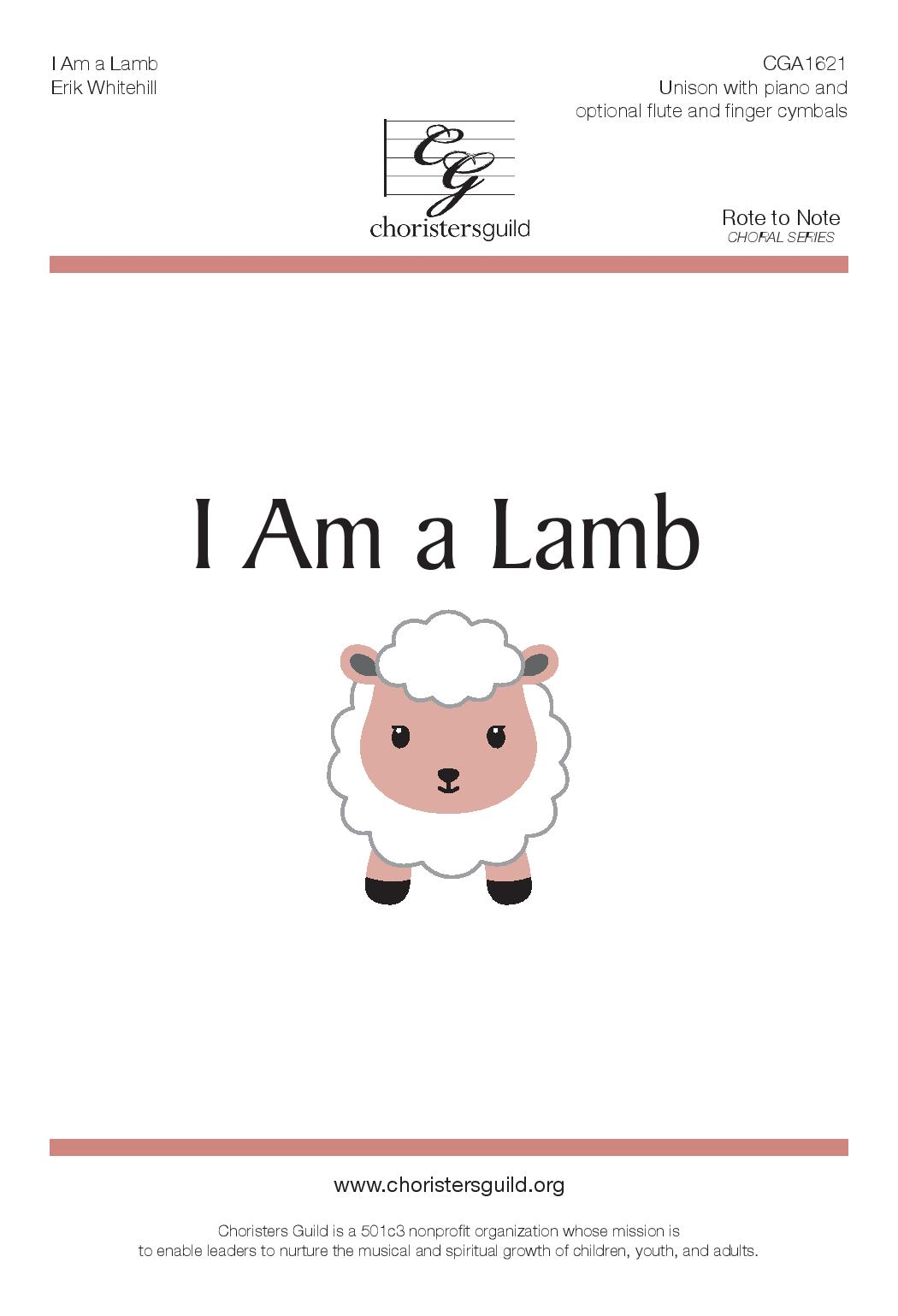 I Am a Lamb (Accompaniment Track)
