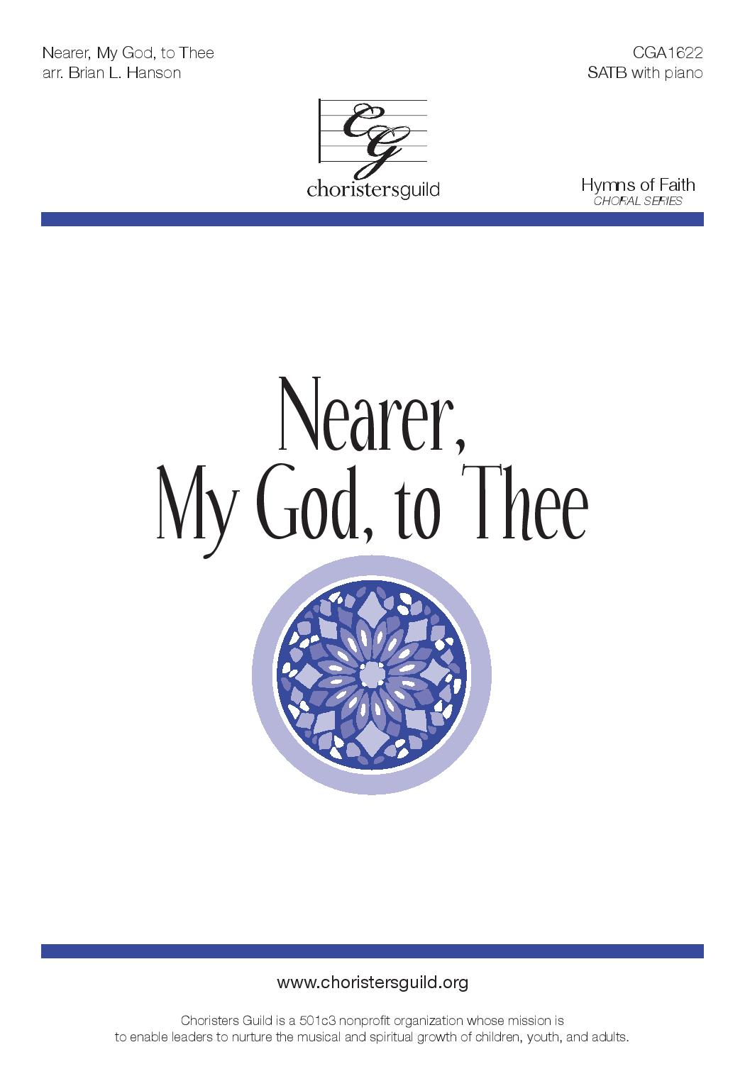 Nearer, My God, to Thee (Accompaniment Track)