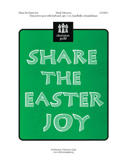 Share the Easter Joy (Accompaniment Track)