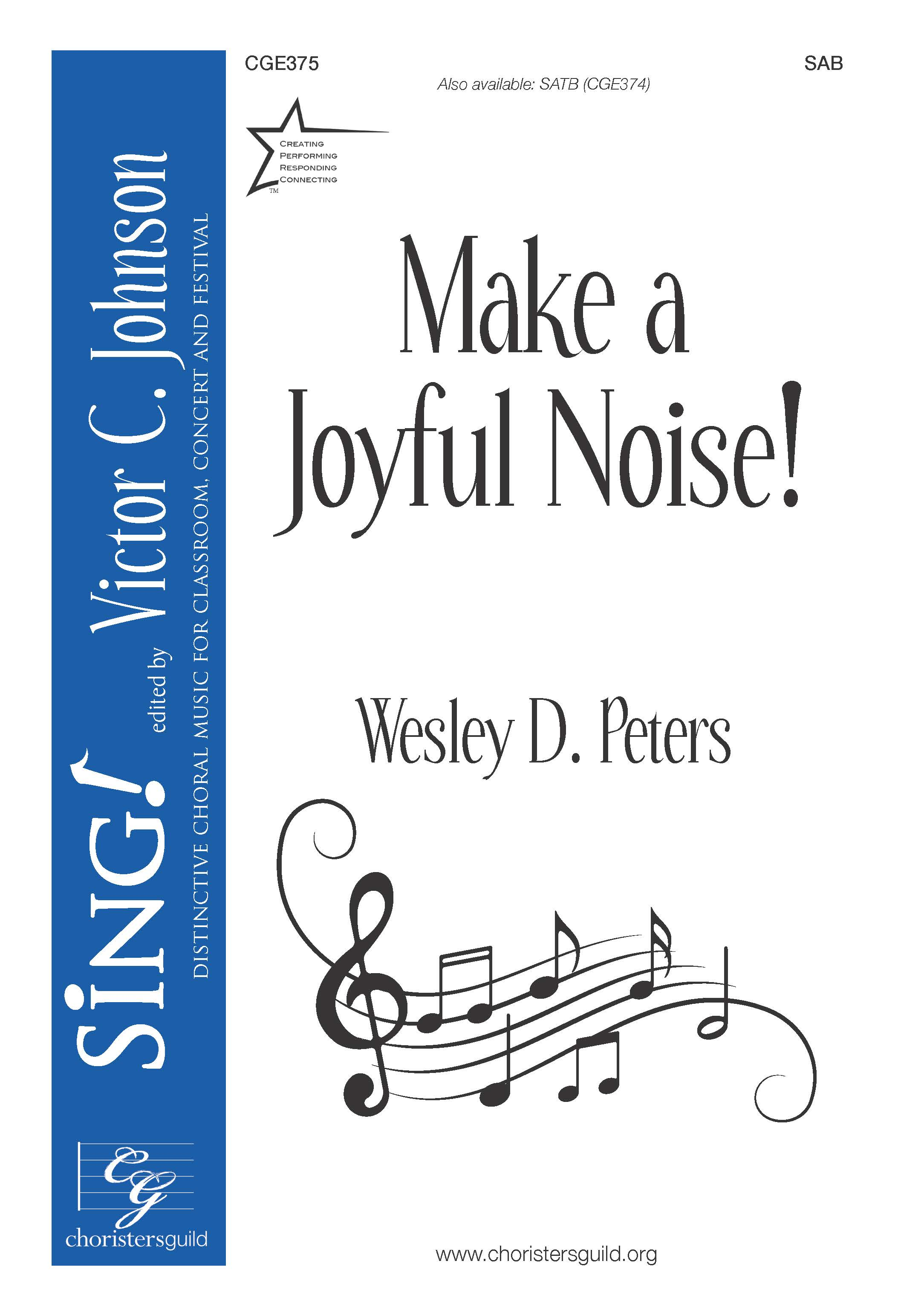 Make A Joyful Noise! - SAB
