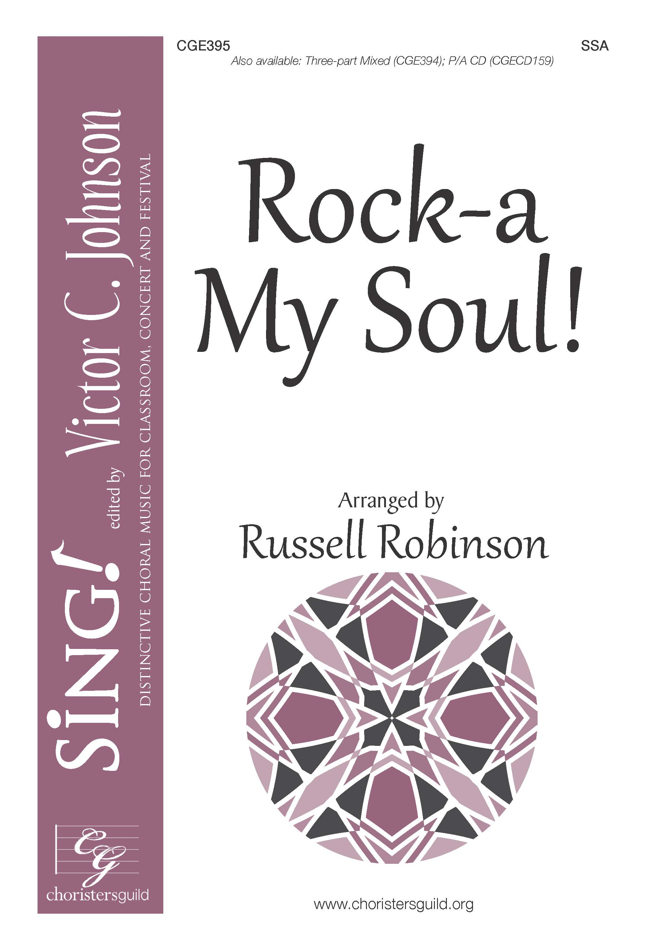 Rock-a My Soul! - SSA with Descant