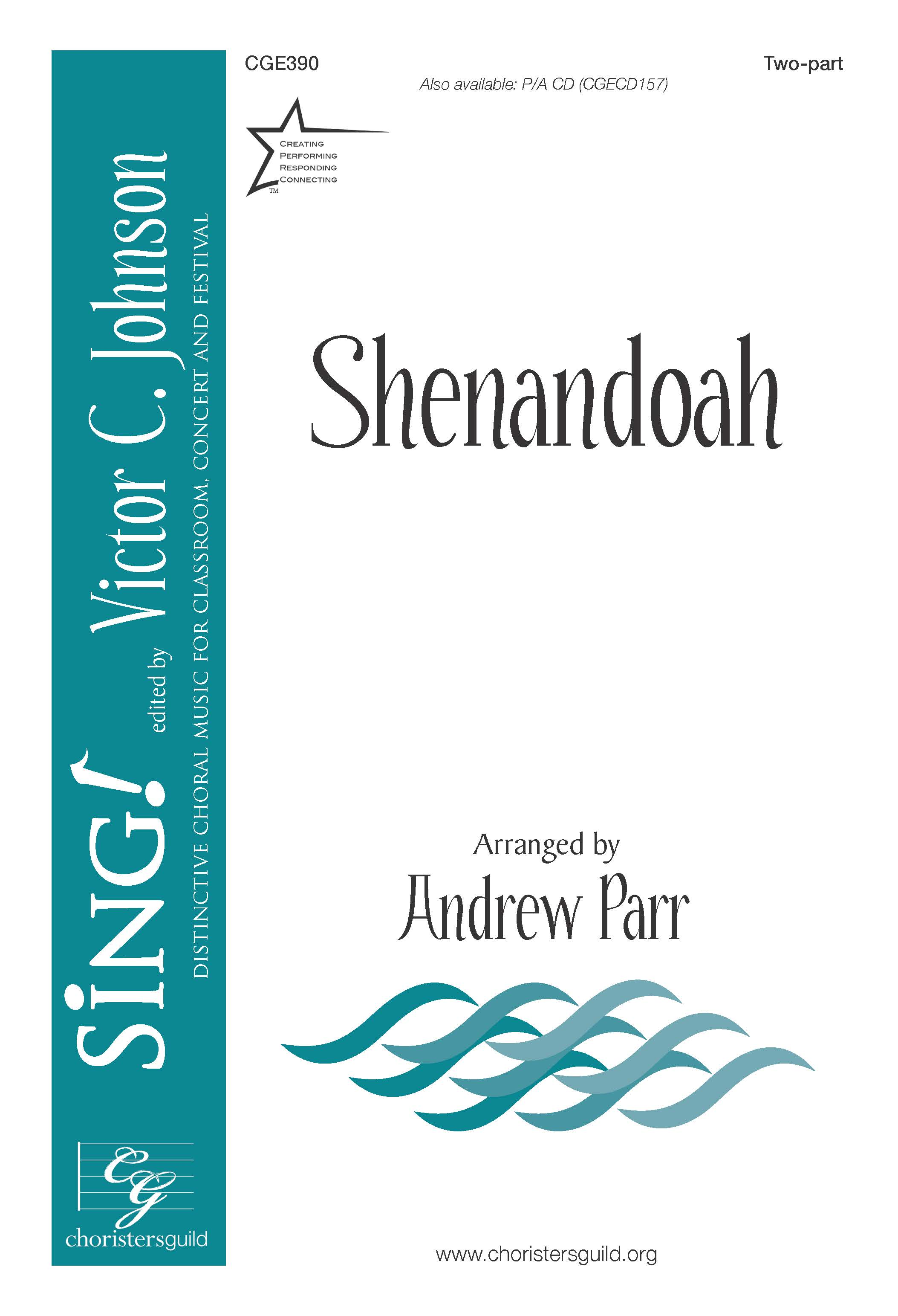 Shenandoah - Two-part