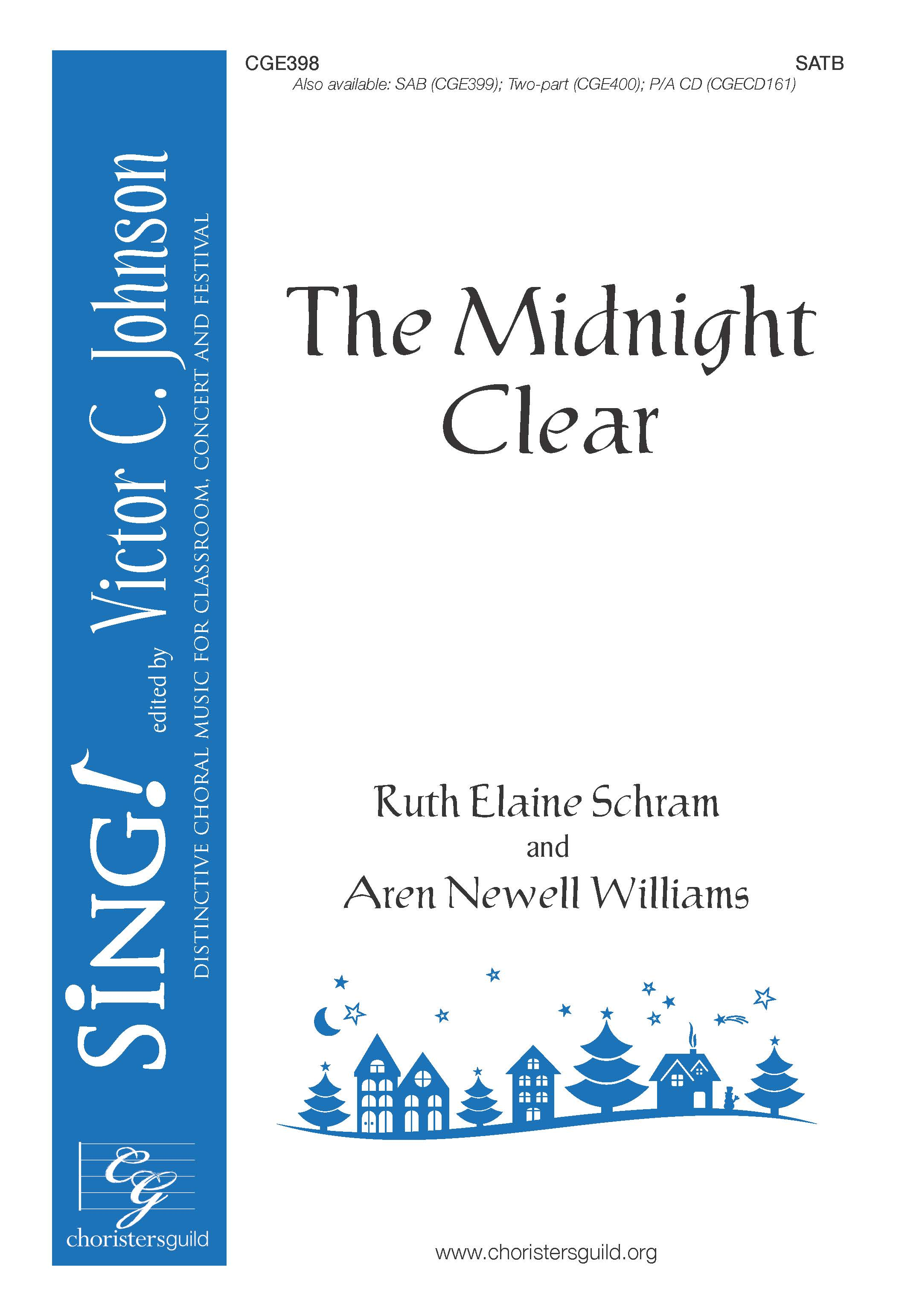 The Midnight Clear - SATB