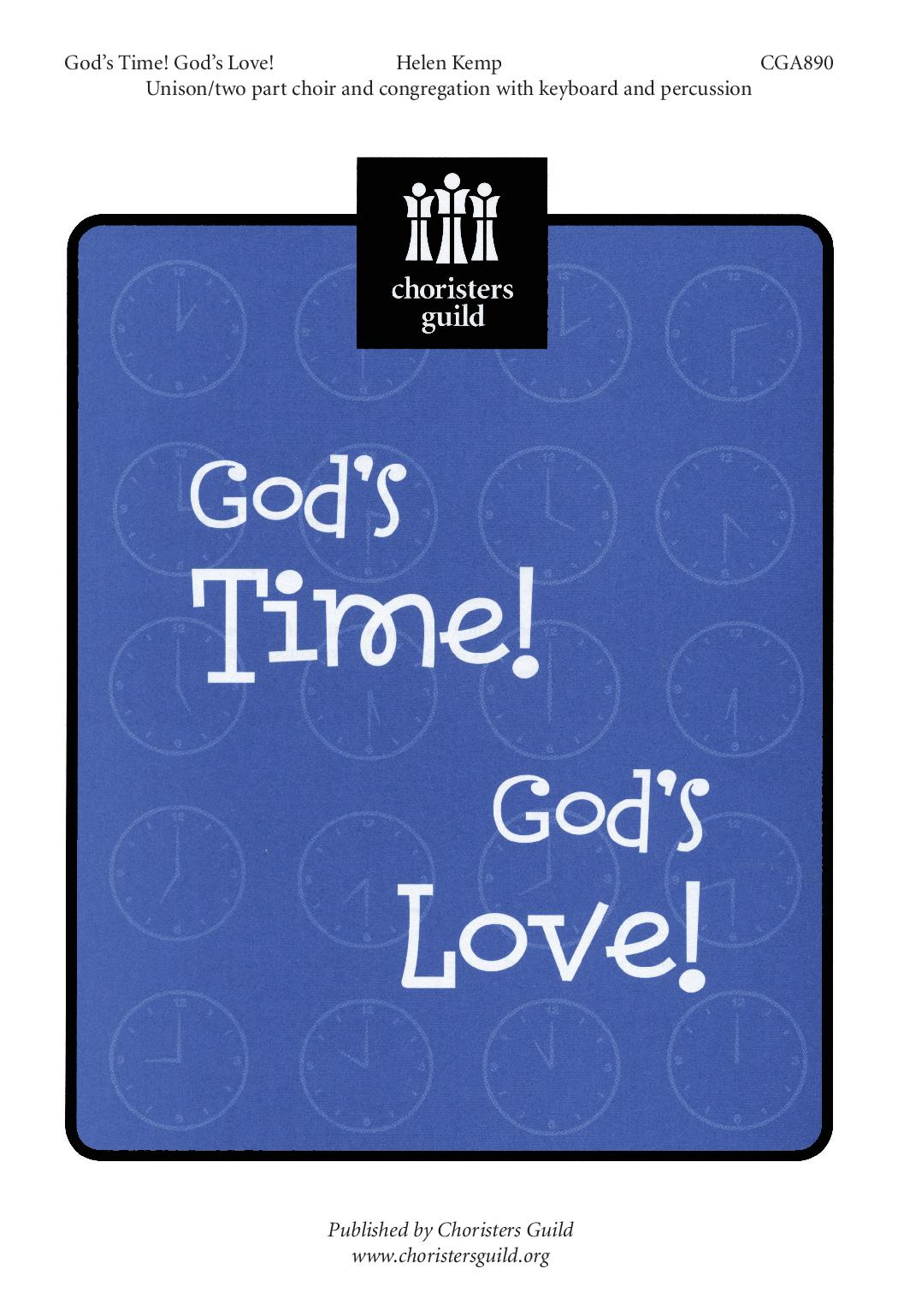 God's Time God's Love