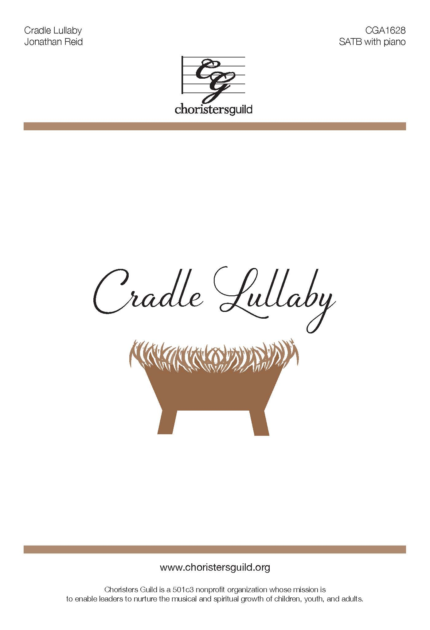 Cradle Lullaby - SATB