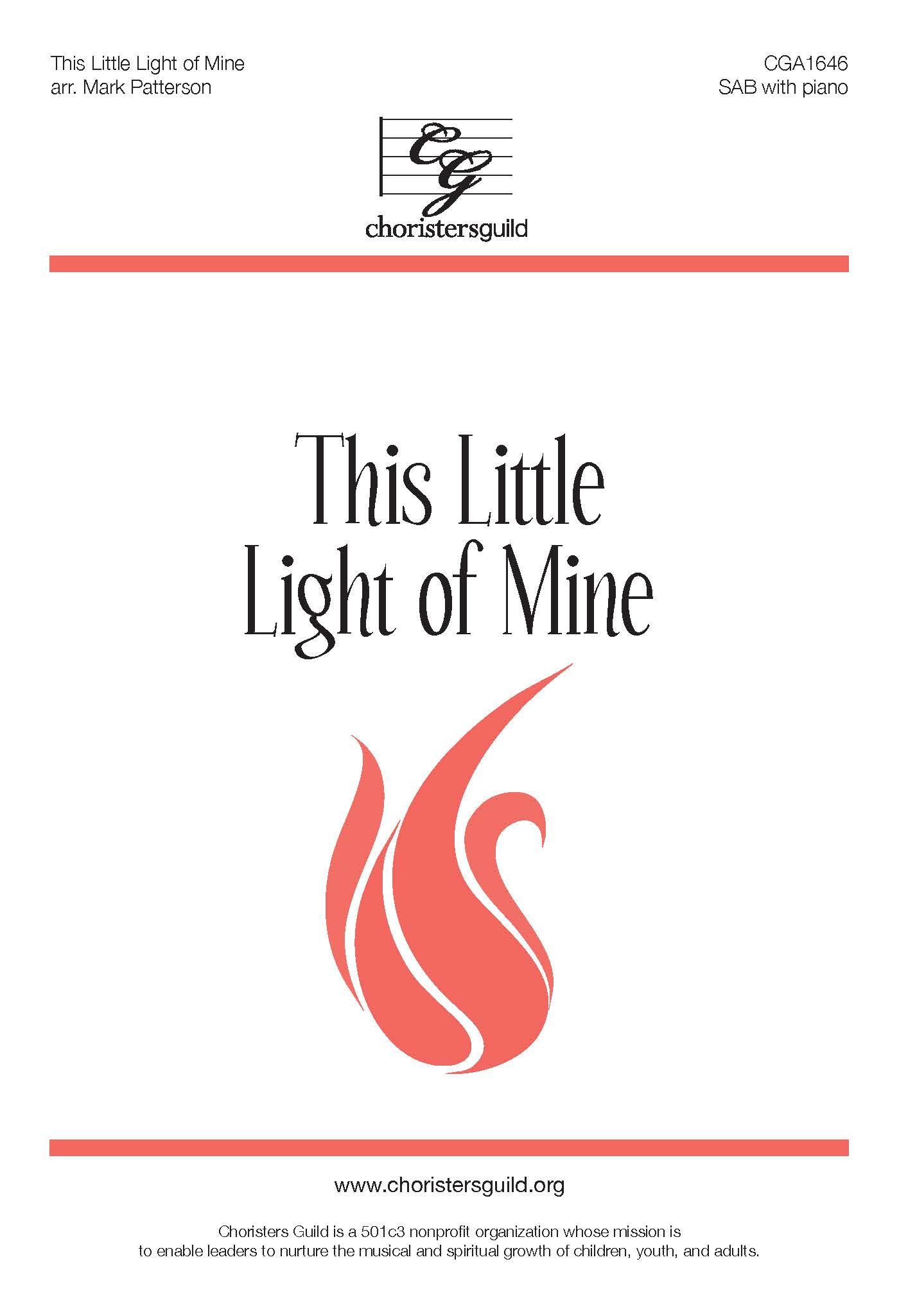 This Little Light of Mine - SAB