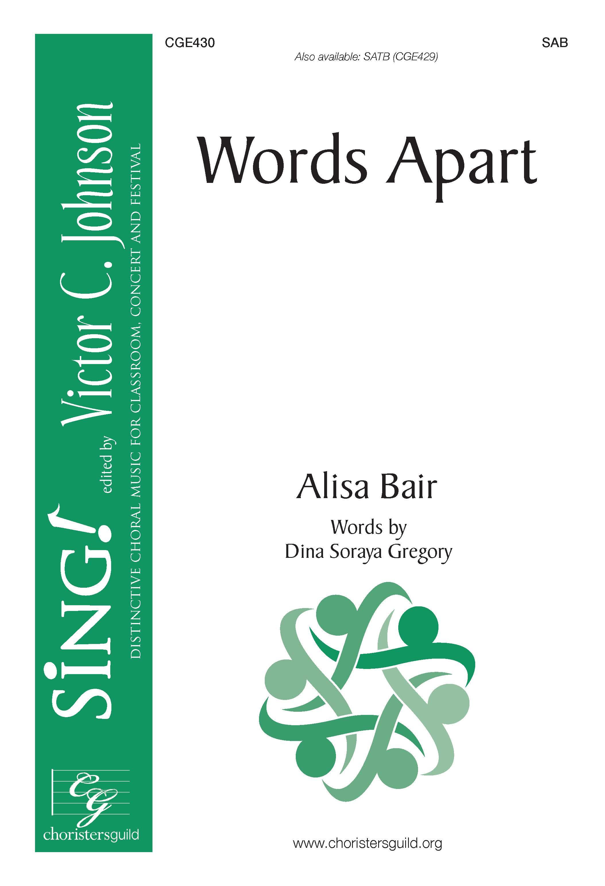 Words Apart - SAB