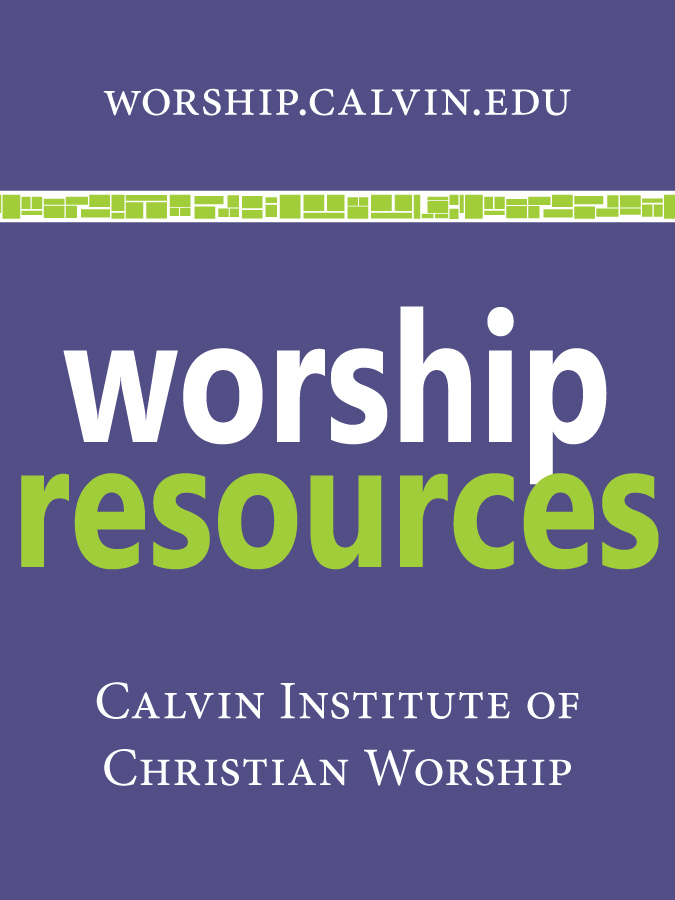 CICW Worship Resources