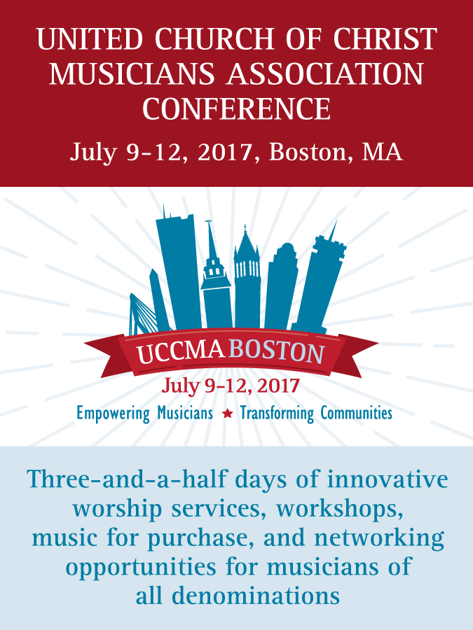 United Church of Christ Musicians Association Conference 2017