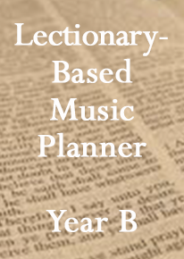 Lectionary-Based Music in Worship Planner