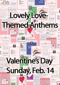 Love-Themed Anthems for Valentine's Day (Sunday, Feb. 14)