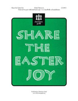 CGA851 Share the Easter Joy