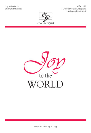 DLA1258 Joy to the World Audio Download