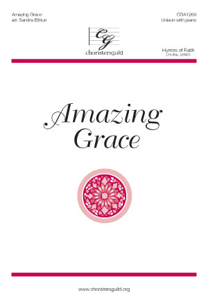 DLA1269 Amazing Grace Audio Download