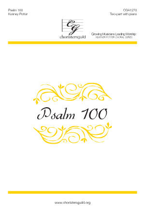DLA1270 Psalm 100 Audio Download