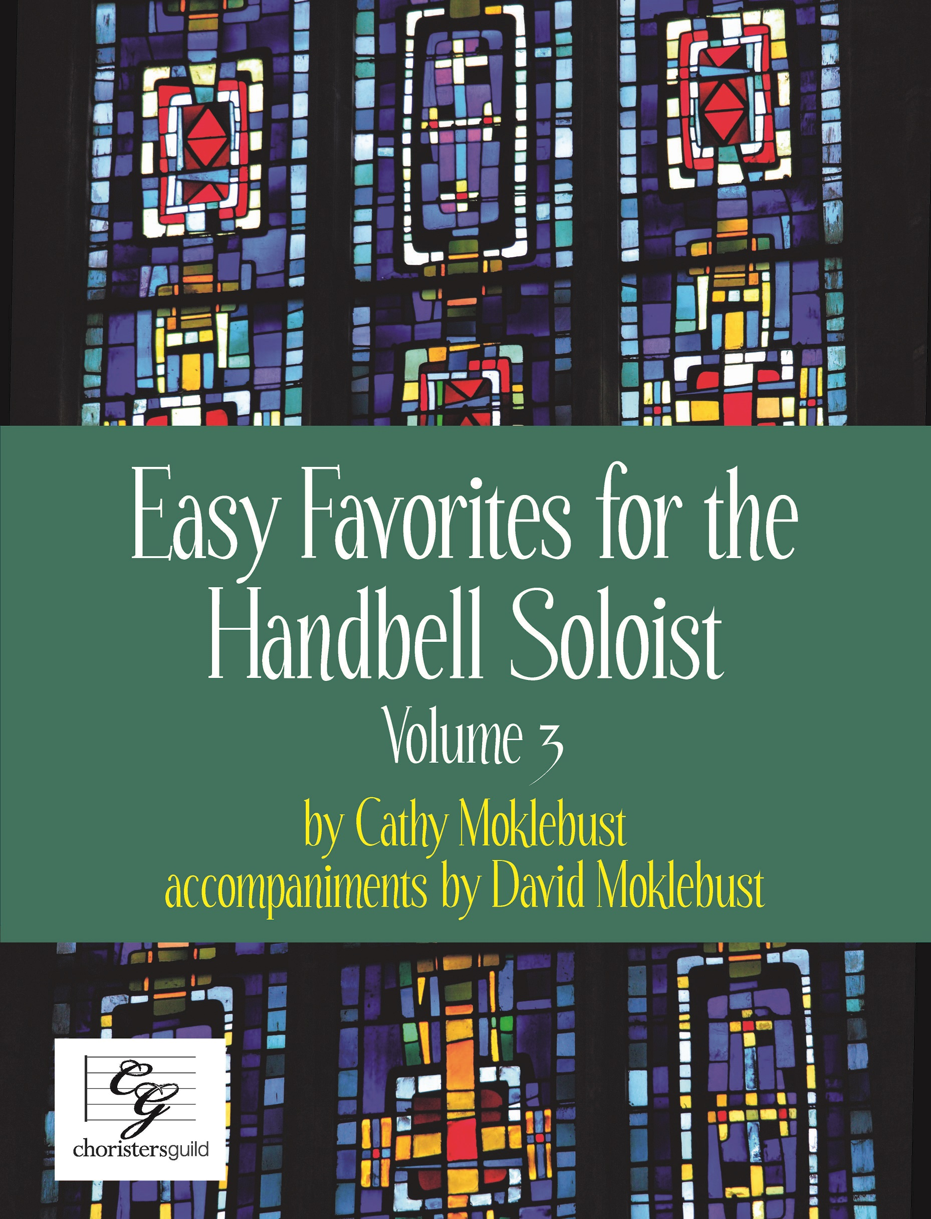 CGB1183 Easy Favorites for the Handbell Soloist