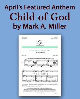 Child of God, by Mark A. Miller